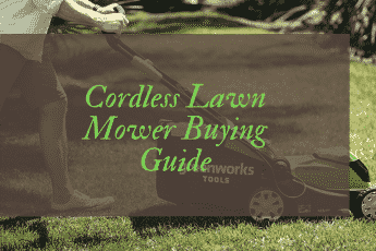 Best Cordless Lawn Mower Reviews UK