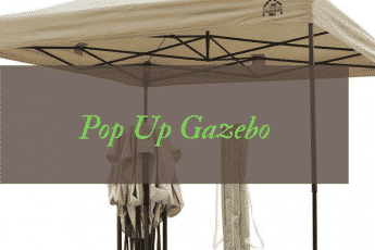 Best pop up gazebo reviews uk