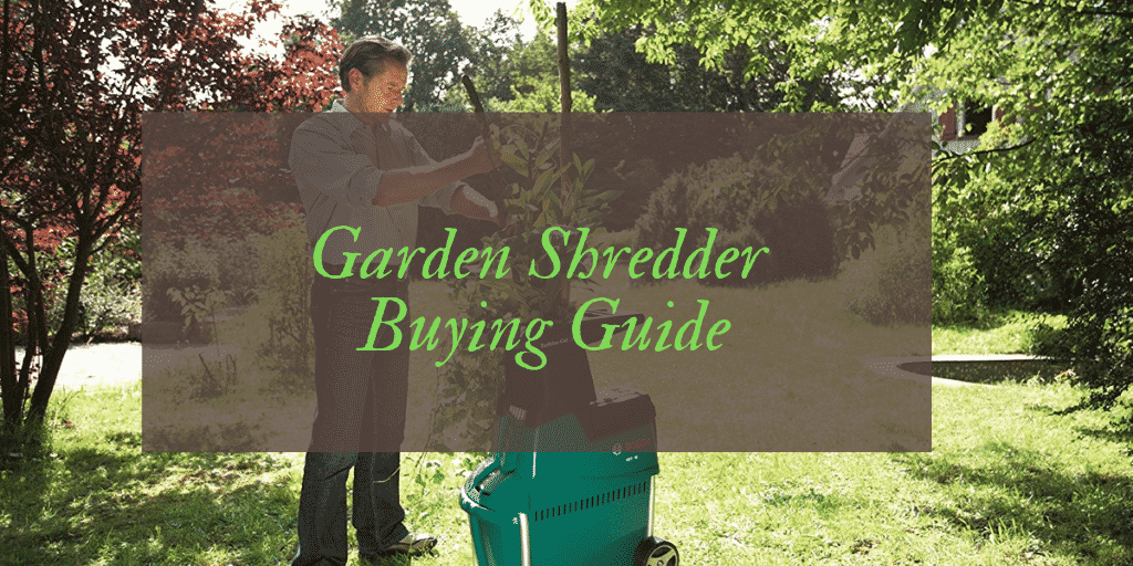 Best Garden Shredder
