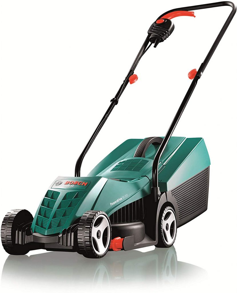 Bosch Rotak 32R Electric Lawnmower Review