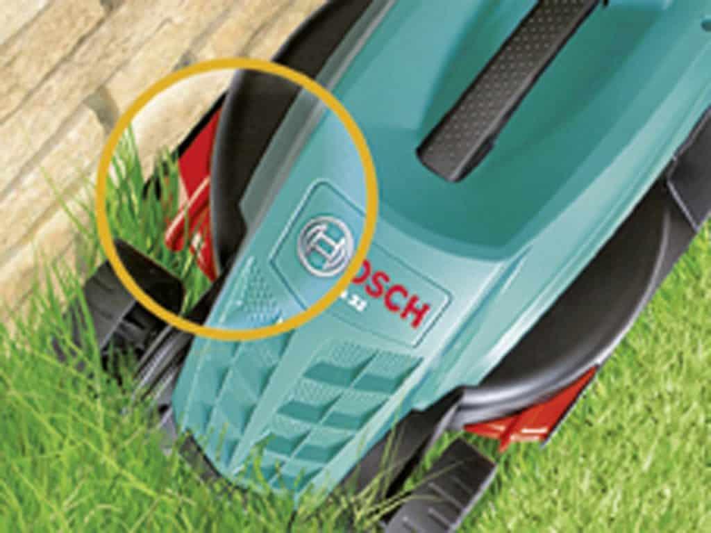Bosch Rotak 32R grass comb