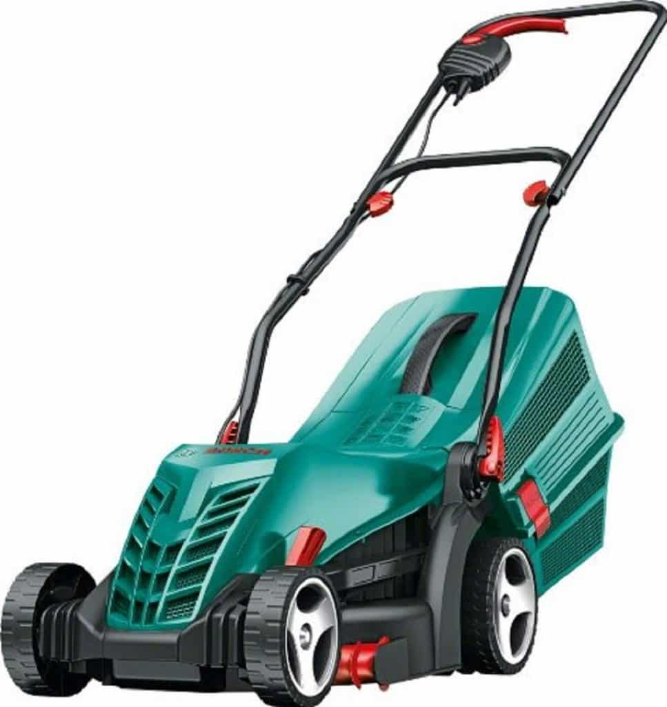 Bosch Rotak 34R Electric Mower