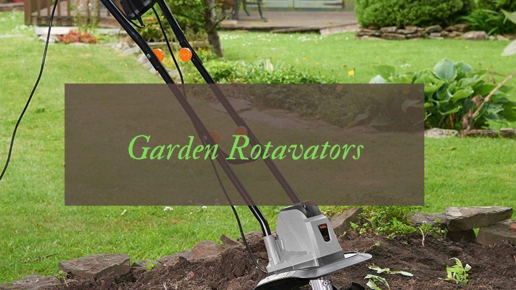 Best Garden Rotavator Reviews UK