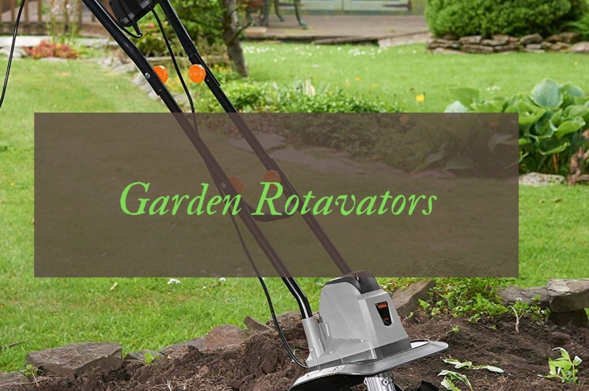 Best Rotavators for Gardens & Allotments