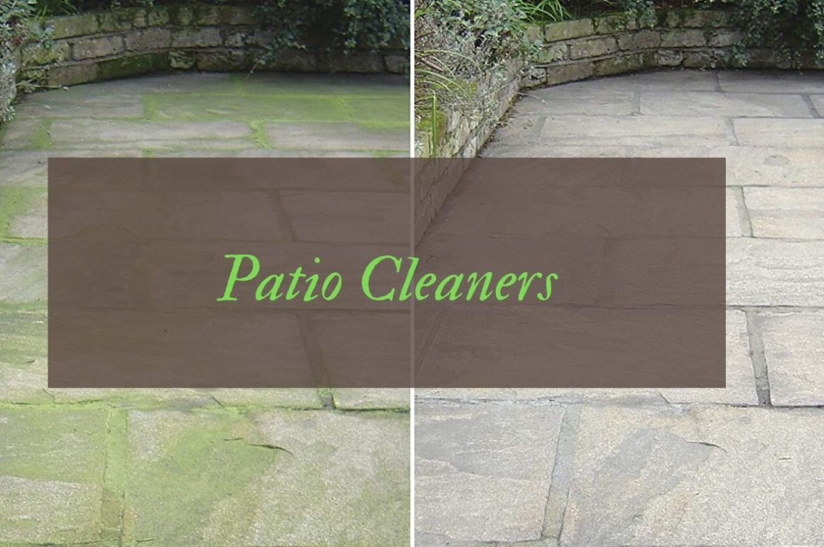 5 Best Patio Cleaner Reviews