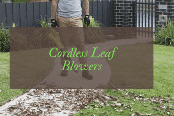 Best cordless leaf Blower Reviews UK