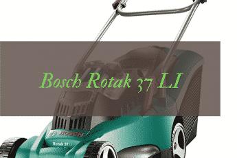 Bosch Rotak 37 LI Ergoflex Review