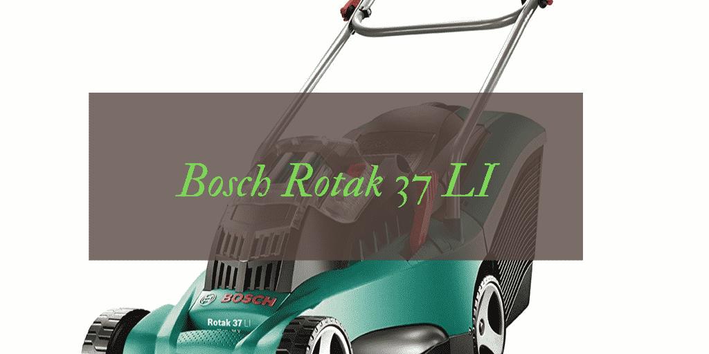 Bosch Rotak 37 LI Ergoflex