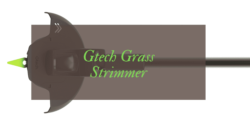 Gtech Cordless Grass trimmer GT 3.0 Review UK