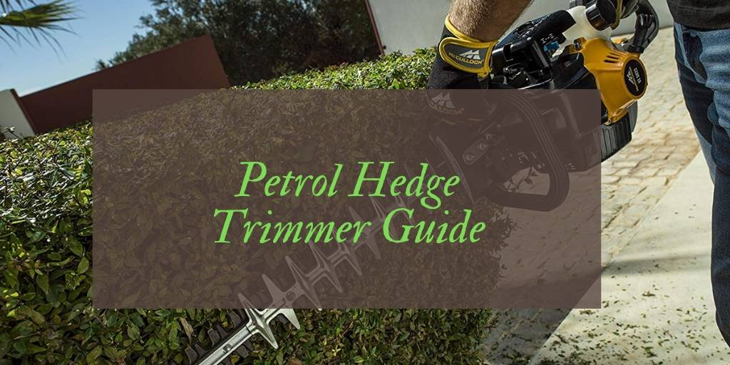 Best Petrol Hedge Trimmer Reviews UK