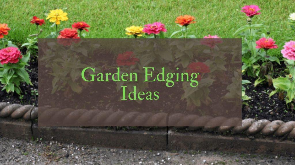Creative Garden Edging Ideas for UK Gardens