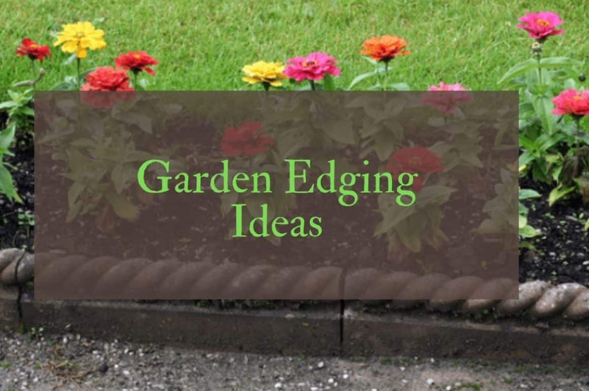 Creative Garden Edging Ideas for UK Gardens