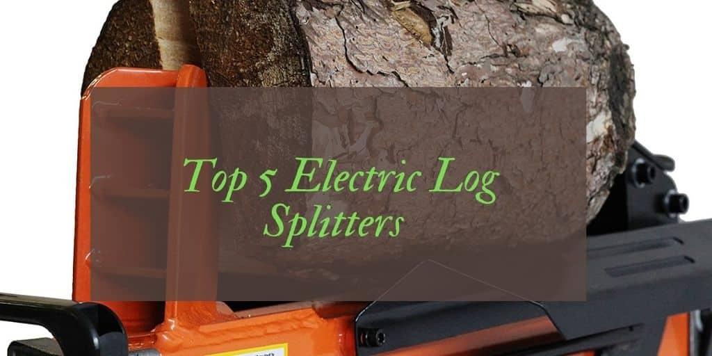 Best Electric Log Splitter Reviews UK