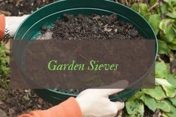Best Garden Sieves Reviews UK