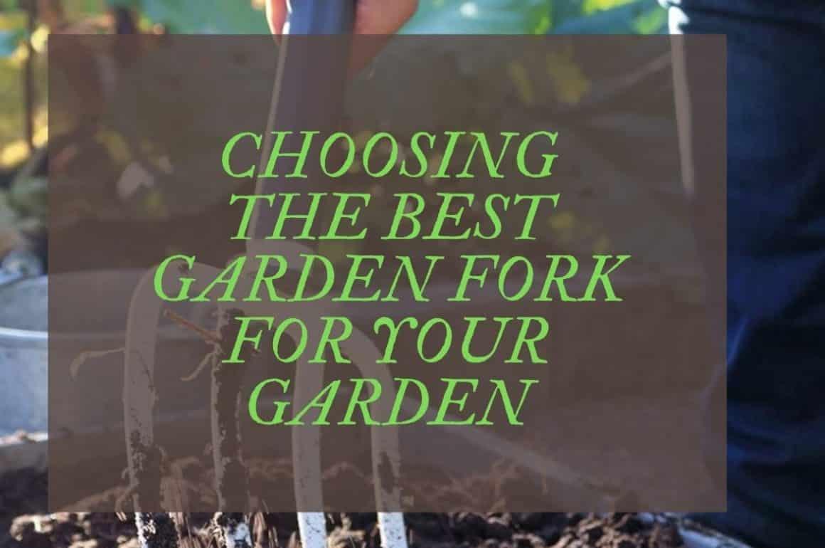Best garden forks UK