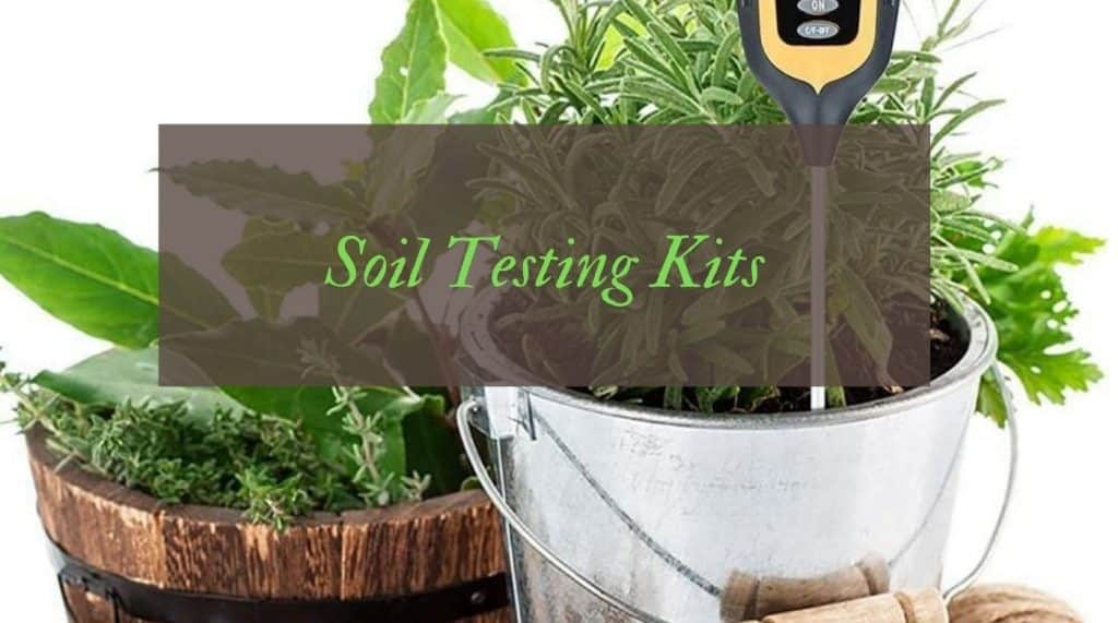Best soil testing kits UK